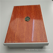 Wood Look Aluminium Honeycomb Panels